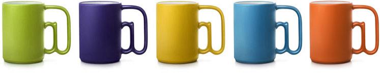...сделана белой, чтобы всегда было понятно, насколько крепок чай.
