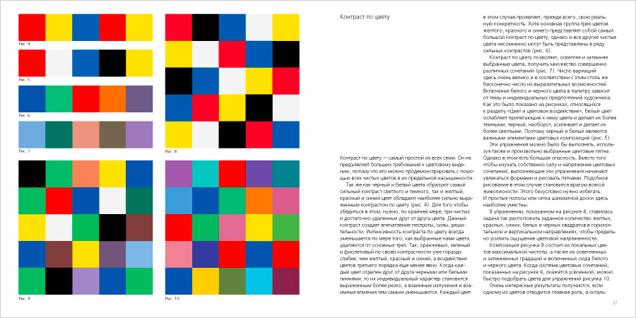 И.иттен. искусство цвета